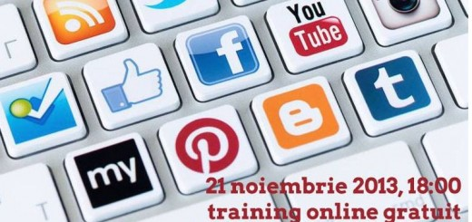 Techsoup Romania_seminar_online