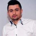 Andrei Cosuleanu, coordonatorul proiectului Scoala mea Verde