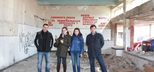 Locuri abandonate din Bucuresti