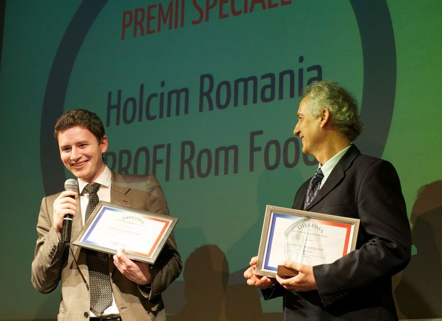 Romanian CSR Awards 2013
