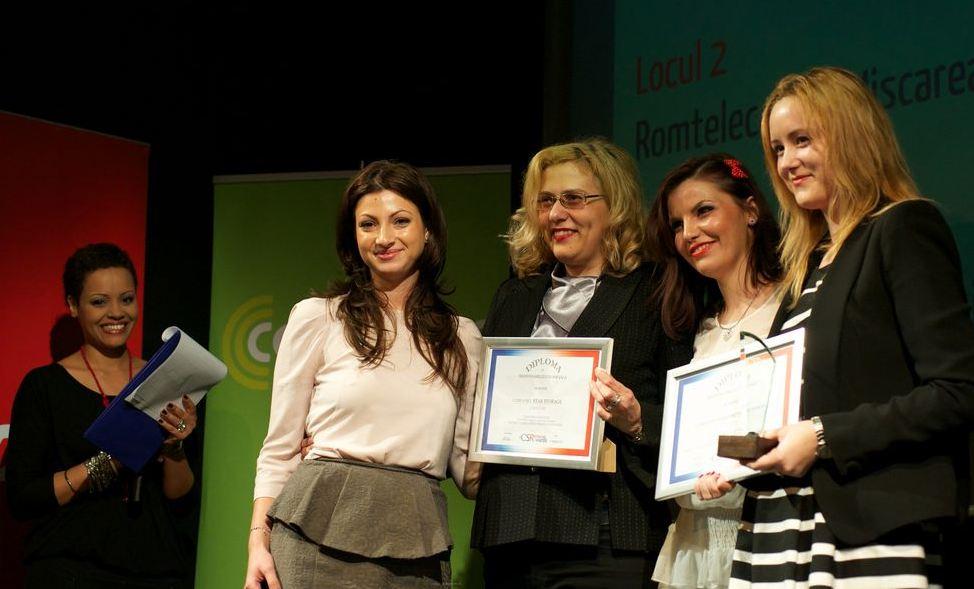 Romanian CSR Awards1 2013