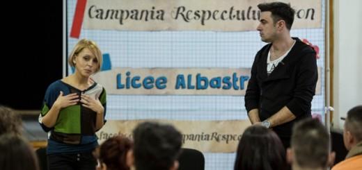 Cornel Ilie și Simona Burduja, sesiune Timisoara