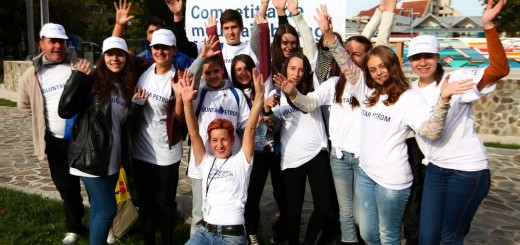 Campionat de voluntariat Petrom 2013 1