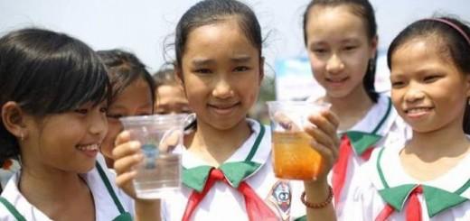 P &G - Apa potabila pentru copiii 2014