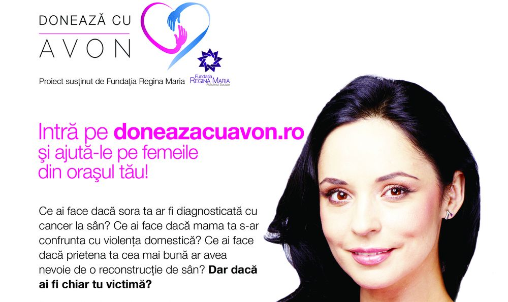Avon_platforma de crowdfunding_www.doneazacuavon.ro