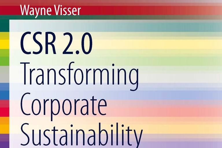 CSR 2.0 - Transforming Corporate Sustainability