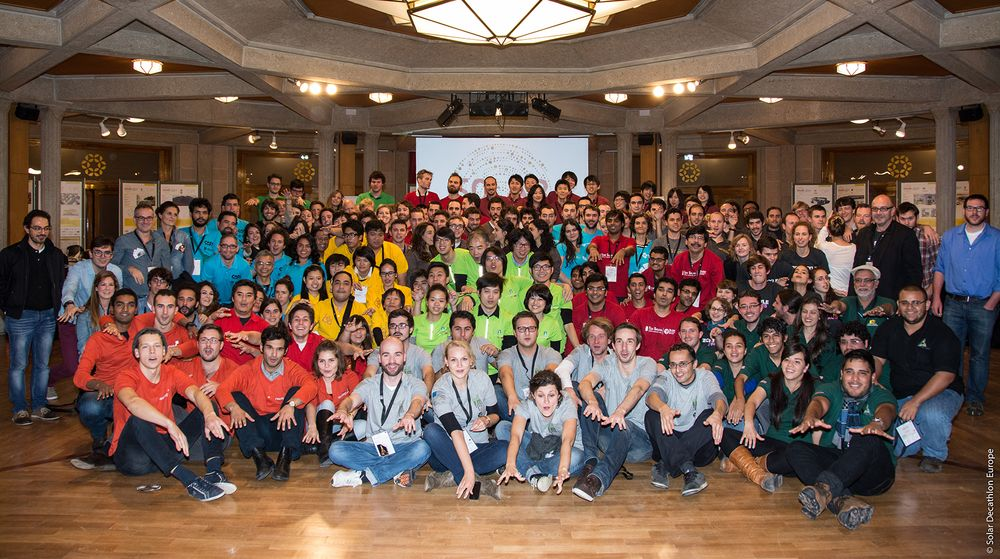 Schneider Electric- Solar Decathlon Europe 2014 -Echipe_Participante