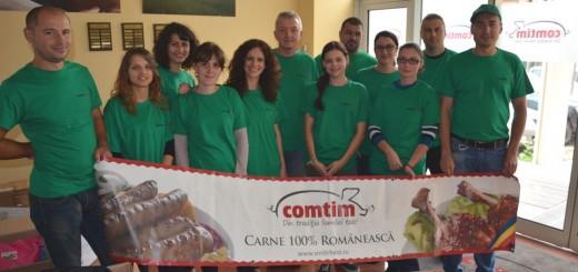 Voluntari Smithfield Romania_Programul din Nou la Scoala 2014