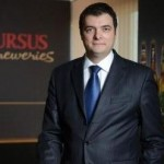 Robert Uzuna, Corporate Affairs Director Ursus Breweries