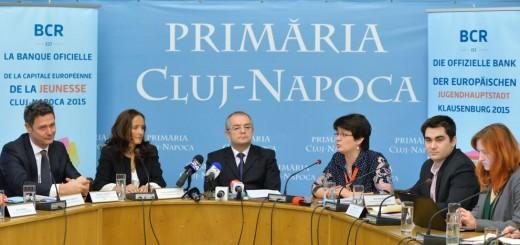 BCR_Banca Oficiala_Cluj CET2015
