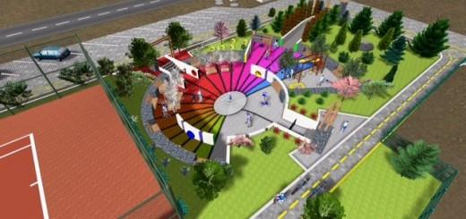 Proiect parc verde 2