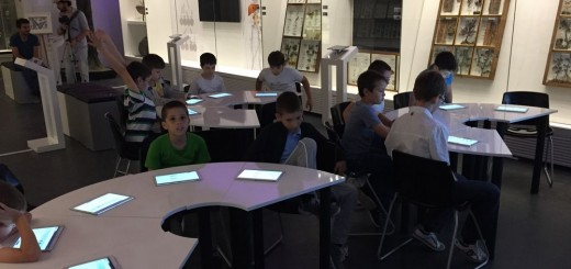 Samsung Smart Classroom Antipa