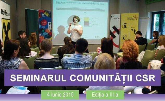 Seminarul Comunitatii CSR
