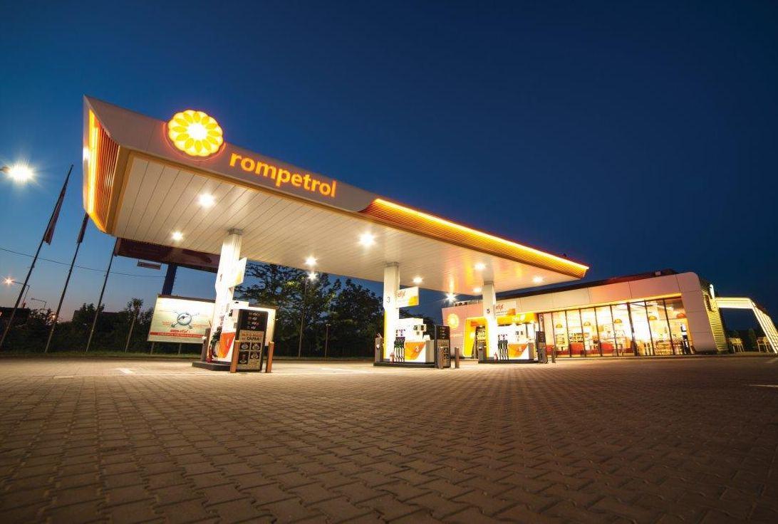 Statie carburanti Rompetrol