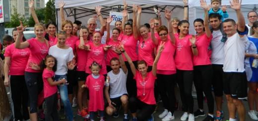 Echipa Nestle Fitness sustine Crosul Casiopeea