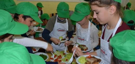 smithfield - Ziua Internationala a Alimentatiei, Scoala Utvin - octombrie 2015