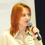 Angela Galeta, Director, Fundatia Vodafone Romania 2015