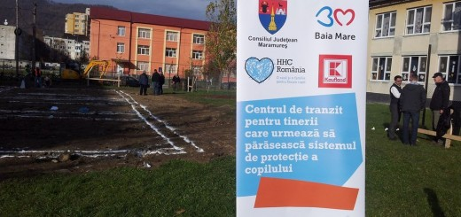 Hope and Homes for Children Romania -Kaufland