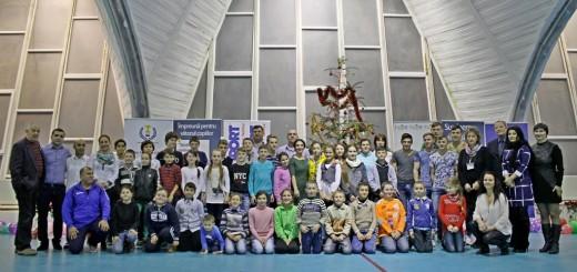 Fundatia Olimpica  premiere sportivi
