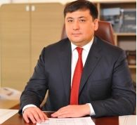 Zhanat Tussupbekov, CEO al KMG International