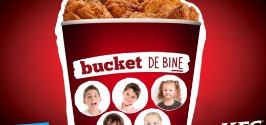 KFC_ Bucket de bine