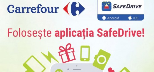 Safe Drive Carrefour 2016