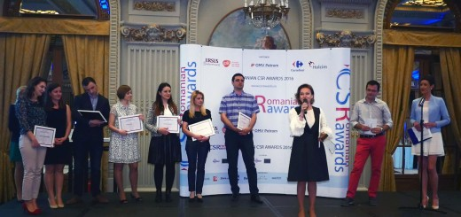 Romanian CSR Awards 2016 foto-scena-premii
