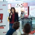 KFC - Claudia Porojan, PR Manager KFC, Pizza Hut, Pizza Hut Delivery Romania
