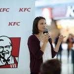 KFC - Cristina Mosteanu, Marketing Director World Vision Romania