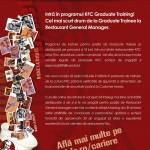KFC - Graduate training
