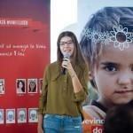 KFC - Marinela Mic, bursier Vreau in clasa a noua