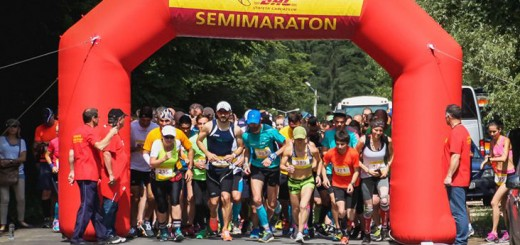 Maraton DHL_Start-Semimaraton