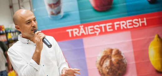 Andrei Rosu_ambasador al platformei Traieste Fresh_