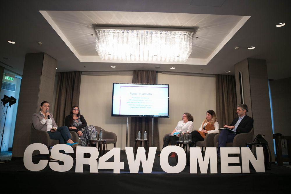 Avon CSR4Women