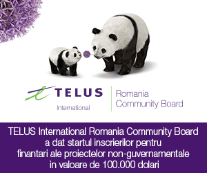 TELUS International Romania Community Board