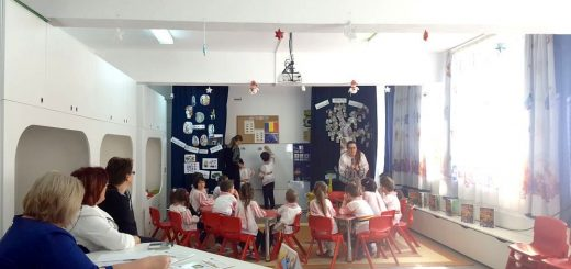 BCR Foto Educatie Financiara Gradinita