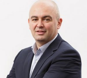Adrian Nicolaescu, Vicepresedinte Marketing al Mega Image.