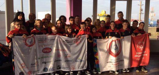 Special Olympics_echipa