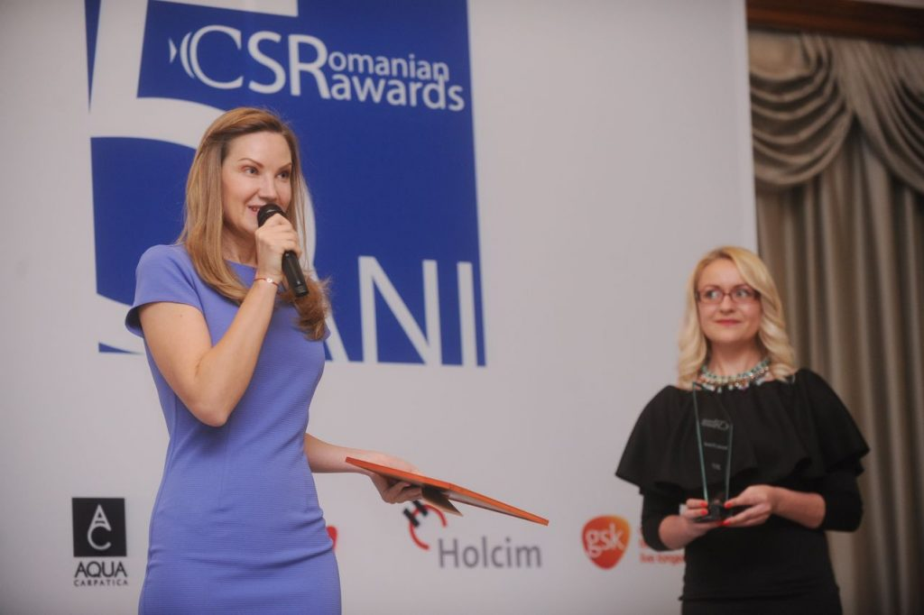 Romanian CSR Awards 2017 - Star CSR
