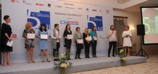 Rmanian CSR Awards 2017 - Educatie