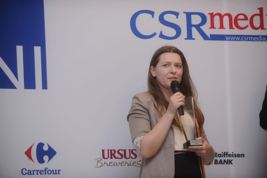 Romanian CSR Awards BCR