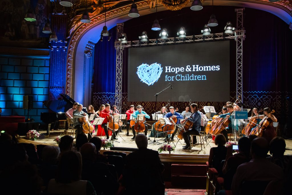 Hope Concert Violoncellissimo