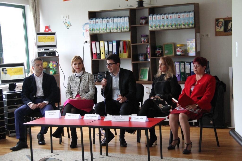 Lansare Dublu click pe educatie Groupe Renault