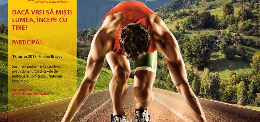 Maraton DHL_Daca vrei sa misti lumea, incepe cu tine