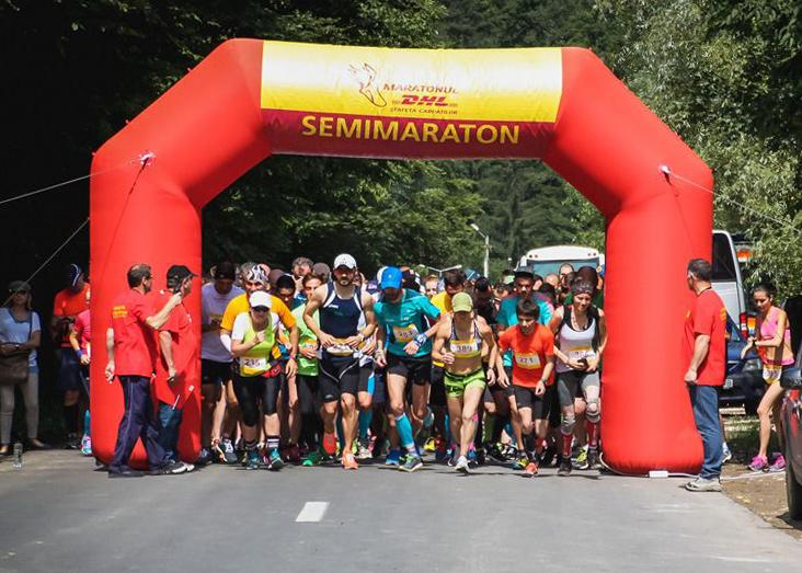 Maraton DHL_Start
