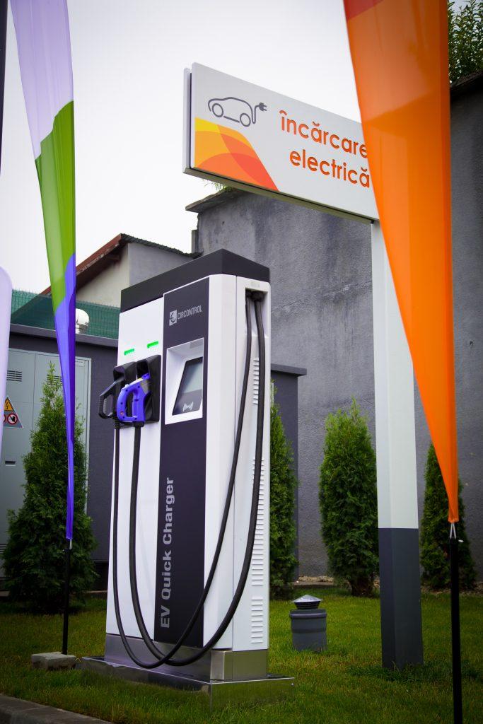 rompetrol -statie electrica 2017