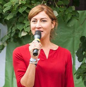 Katharina Scheidereiter, responsabil CSR Kaufland Romania