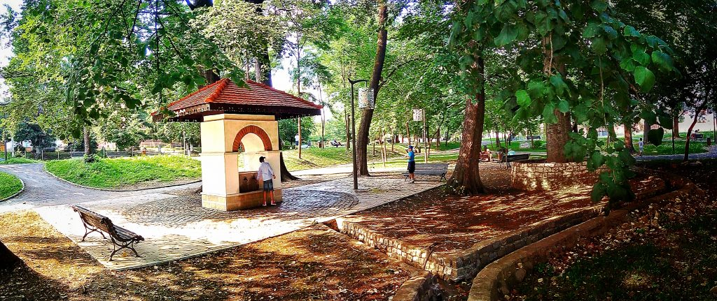 Holcim - Parc Kretulescu CL