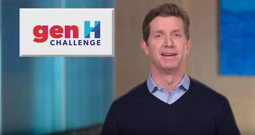 Alex Gorsky Gen H Challenge