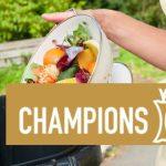 Coalitia Champions 12.3 a lansat un raport de progres despre situatia risipei alimentare in lume